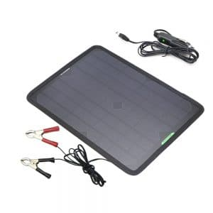 ALLPOWERS 18V 12V 10W Portable solar panel