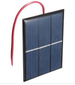 AMX3d micro mini solar cells