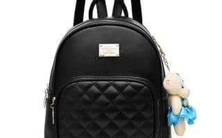Top 5 Best Black Mini Backpack in 2020 review