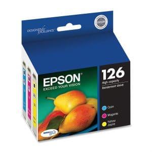 Epson T126520-S DURABrite Ultra Color