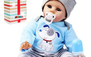 Top 5 best mini silicone baby boy in 2020 review