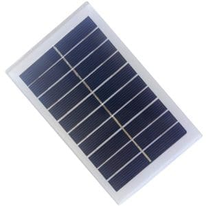JoyTech 1PC 1.5w 5.5v 270ma Mini Solar Panel
