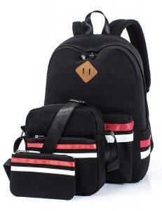 Leaper cute laptop backpack