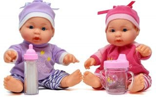 Top 5 best mini silicone baby twins in 2020 review