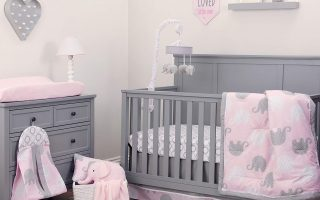 Top 5 Best Mini Crib Bedding Set 2020 Review