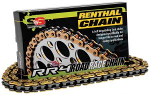 Renthal 520 RR4 racing chain