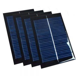 NUZAMA's 6V Micro Mini Solar Panel