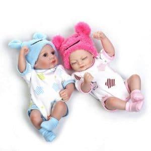 "Terabithia Mini 10"" Realistic Reborn Baby"