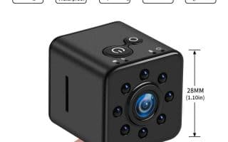 Top 5 Best Mini Cameras In 2020 review