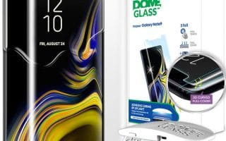 Top 5 best Samsung Galaxy Note 9 Screen Protector in 2020 review