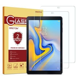 OMOTON screen protector made of tempered glass
