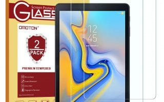 Top 5 Best Samsung Galaxy Tab A 10.5 Screen Protector in 2020 review
