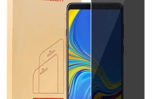 Top 5 best Samsung Galaxy A9 Screen Protector in 2020 review