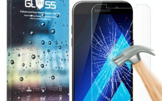 Top 5 best Samsung Galaxy A7 Screen Protector in 2020 review