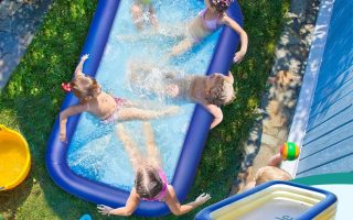 Top 5 best inflatable pool in 2020 review