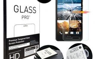 Top 5 Best HTC Desire 728 Screen Protector in 2020 review