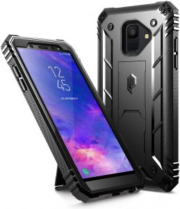 Poetic Galaxy A6 Kickstand Rugged Case