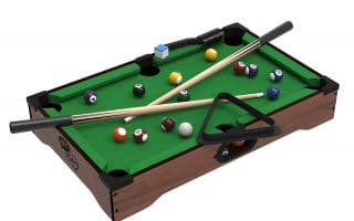 Top 5 Best Mini Pool Table In 2020 Review