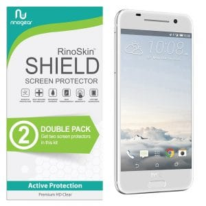 RinoGear HTC One A9 screen protector