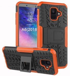Yiakeng Dual Layer Shockproof Case for Samsung Galaxy A6