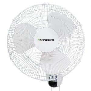 VIVOSUN 16 inch wall mount Oscillating fan