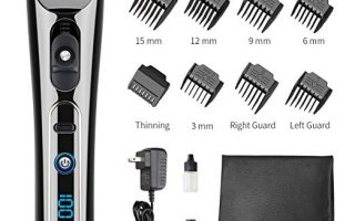 Top 5 best hair clippers in 2020 review