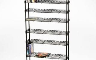 Top 5 best DVD racks in 2020 reviews