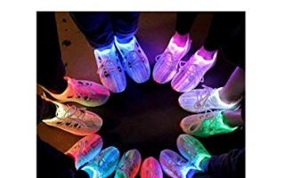 Top 5 Best Original Light Up Shoes In 2021 Review