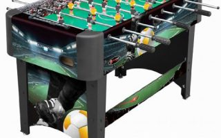 Top 5 best sport craft foosball table in 2020 review
