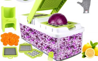 Top 5 best vegetable choppers in 2020 review