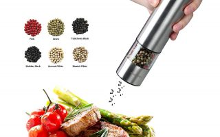 Top 5 Best Electric Pepper Mill Review