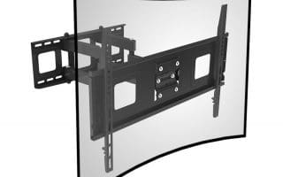 Top 5 Best Curved TV Wall Mount In 2020 review