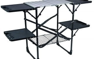 Top 5 Best Camping Kitchen Table Reviews