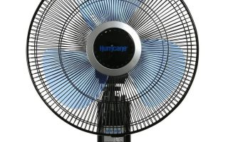 Top 5 best walls mount oscillating fan with remote in 2020 review