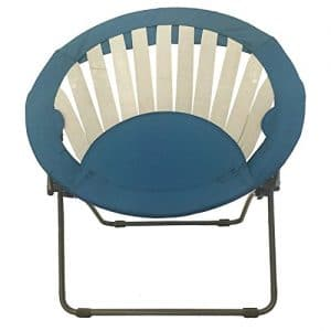 Impact Canopy 460030006-VC Round Sunrise Folding Bungee Chair