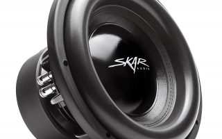 Top 5 best car subwoofers for deep bass in 2020 review