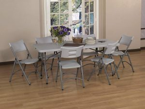 Office Star folding table