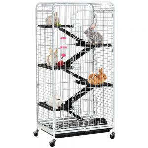 Yaheetech metal ferret cage