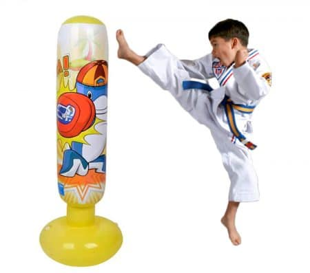 Mapow Children's Inflatable Punching Bag