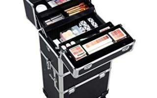 Top 5 best professional makeup artist cases in 2020 reviews