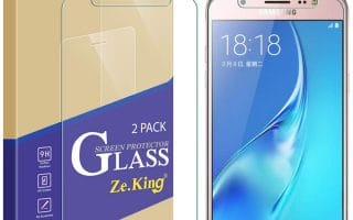 Top 5 Best Samsung Galaxy J5 Prime Screen Protector In 2020 Review