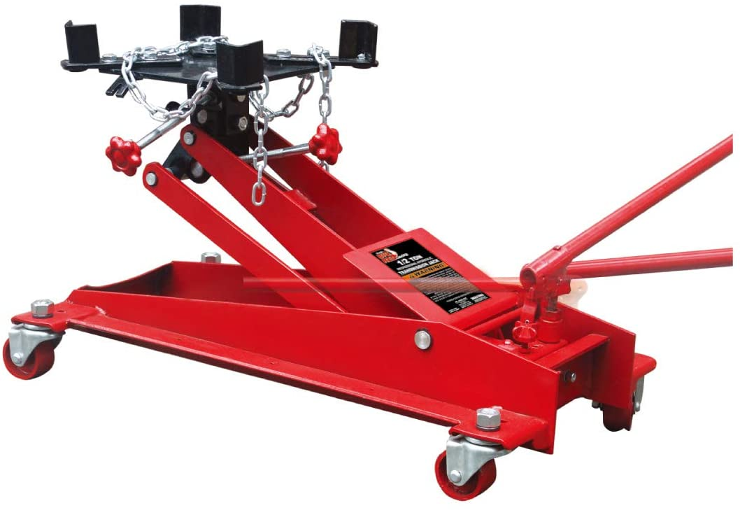 Top 5 Best Pneumatic Transmission Jack In 2021 Review