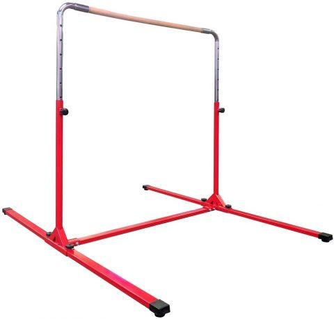 Titanium Adjustable Jr. Gymnastics Kip Bar