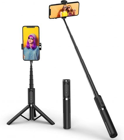 ATUMTEK Bluetooth Selfie Stick