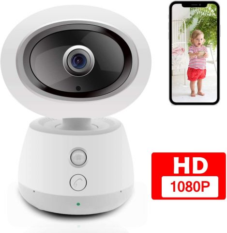 Baby Monitor for Home Security 1080P
