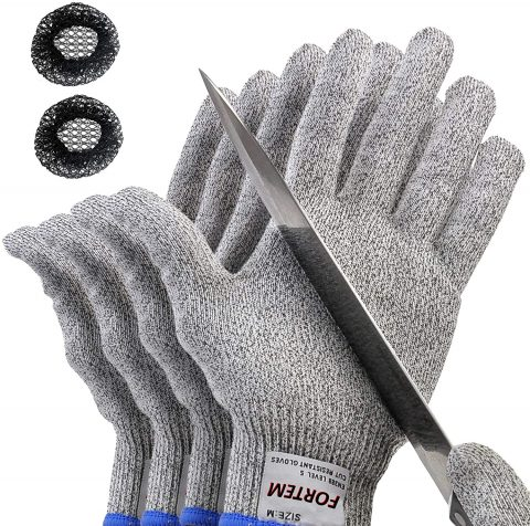 FORTEM Cut Resistant Gloves