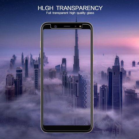 PULEN for Samsung Galaxy A6 Plus 2018 Screen Protector,0.3MM Slim