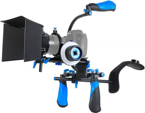 SunSmart DSLR Rig video camera