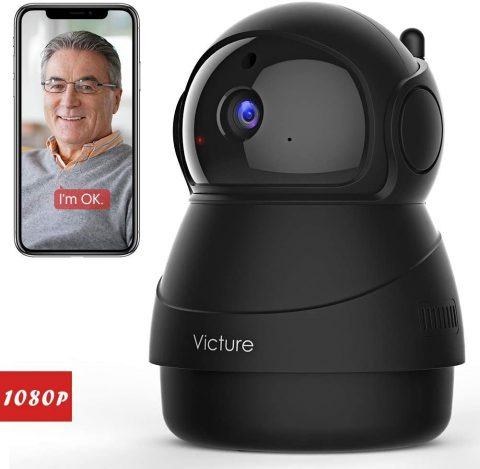 Victure 1080P FHD WiFi IP Camera Indoor Security Camera