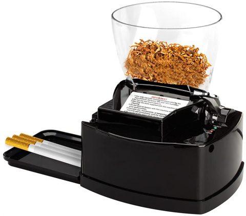 Cigarette Roller Electric Cigarette Injector Machine